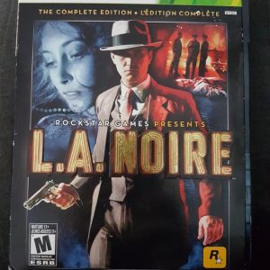 L.A. Noire Complete Edition PC Crack + License Key Free Download 2020