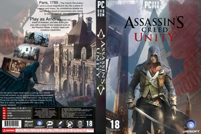 Assassin's Creed Unity PC Crack + License Key Free Download 2020