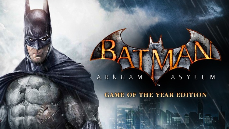 Batman : Arkham Asylum - Game Of The Year Edition Crack + License Key 2020