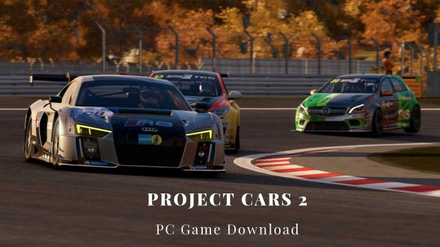 Project Cars 2 PC Crack + License Key Free Download 2020