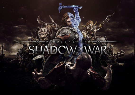 Middle-Earth: Shadow of Mordor Crack