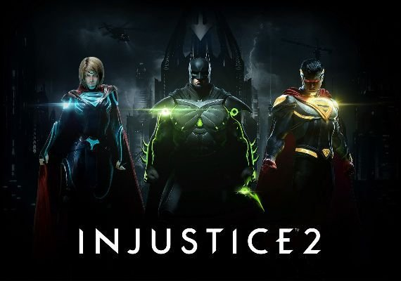 Injustice 2 PC Crack + License Key Free Download 2020