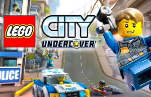 Lego City Undercover PC Crack + License Key Free Download 2020