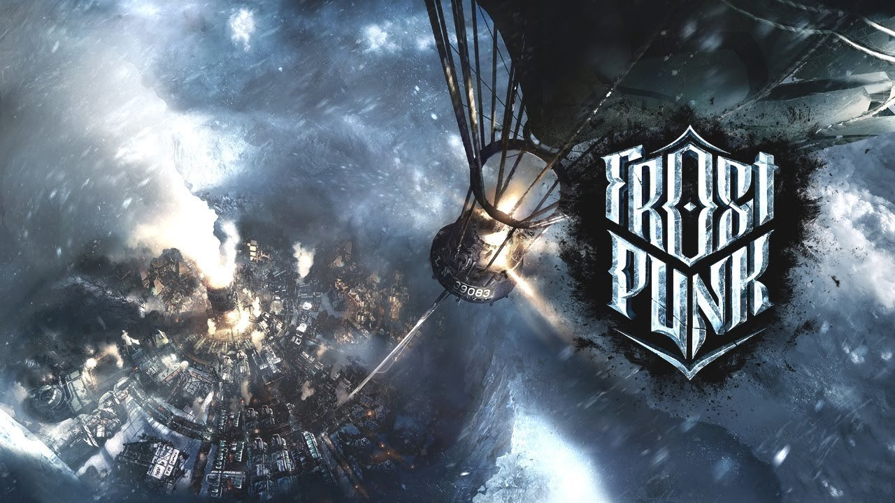Frostpunk PC Crack + License Key Free Download 2020