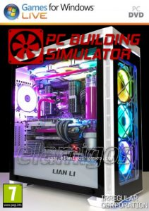 PC Building Simulator PC Crack + License Key Free Download 2020