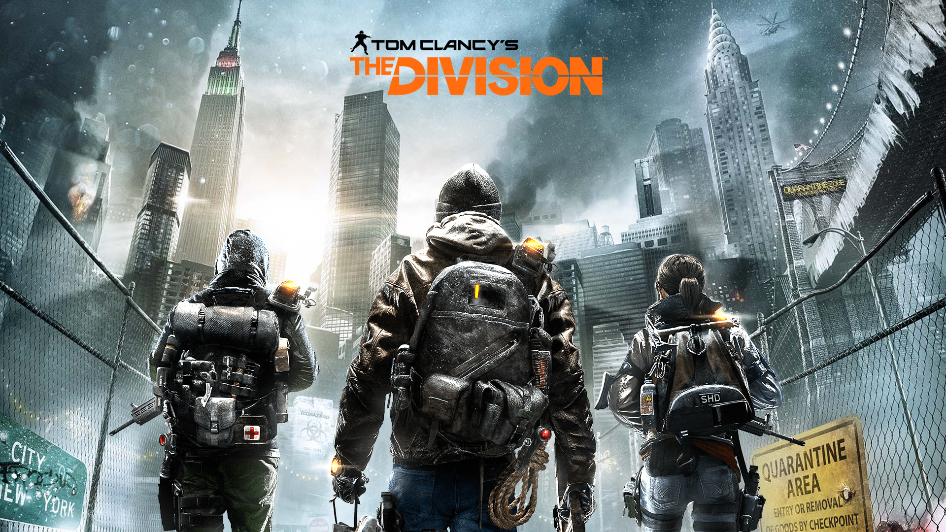 Tom Clancy's The Division PC Crack + License Key Free Download 2020